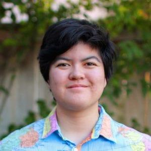 Gabby Morales, social media team