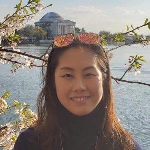 Jaehee Park, academic events and outreach team