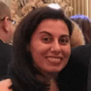 Jasmine Arpagian, treasurer