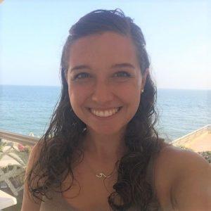 Christina Garvey, social media and events team